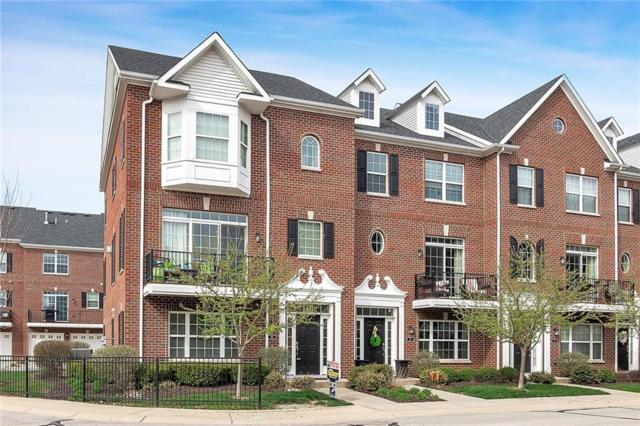 65 Monon Lane, Carmel, IN 46032 (MLS #21631067) :: AR/haus Group Realty