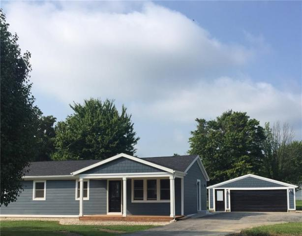 1039 E Allegheny Trail, Greensburg, IN 47240 (MLS #21631072) :: The ORR Home Selling Team