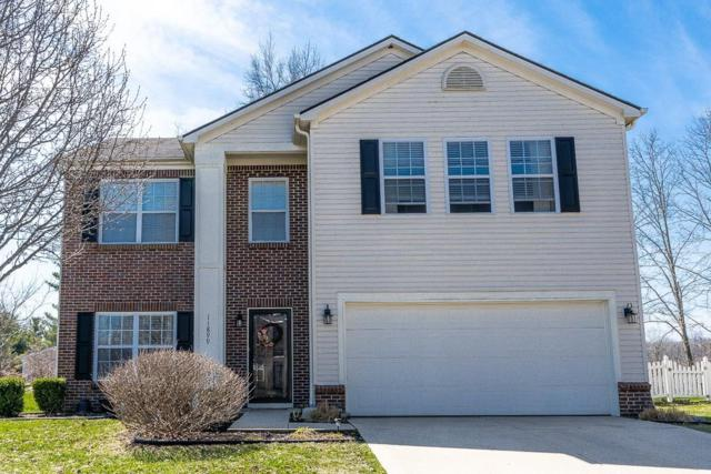 11899 Copper Mines Way, Fishers, IN 46038 (MLS #21631091) :: AR/haus Group Realty