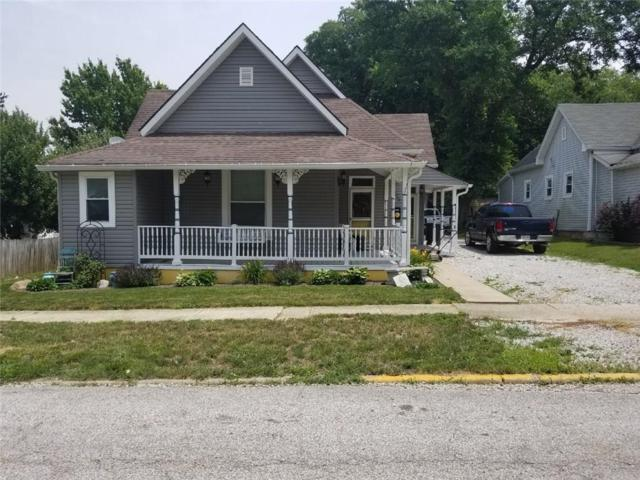 179 N Jefferson Street, Danville, IN 46122 (MLS #21631111) :: The Indy Property Source