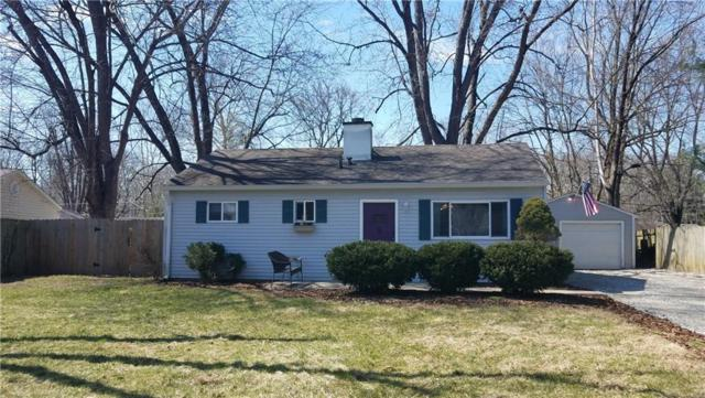 7350 Kingsley Drive, Indianapolis, IN 46240 (MLS #21631157) :: Mike Price Realty Team - RE/MAX Centerstone