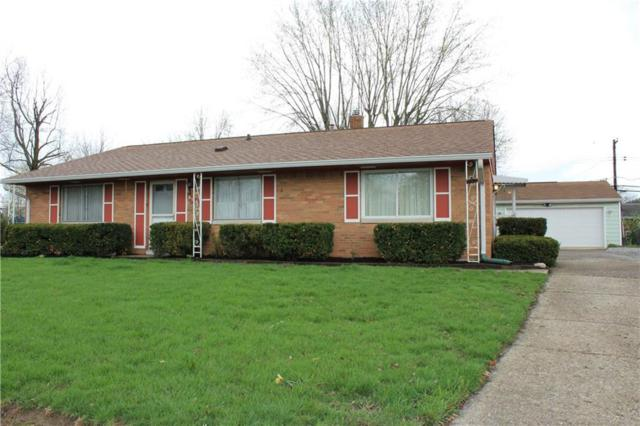 6118 Elaine Street, Speedway, IN 46224 (MLS #21631232) :: Mike Price Realty Team - RE/MAX Centerstone