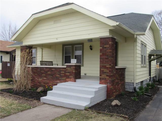 335 Barton Avenue, Indianapolis, IN 46241 (MLS #21631261) :: Mike Price Realty Team - RE/MAX Centerstone
