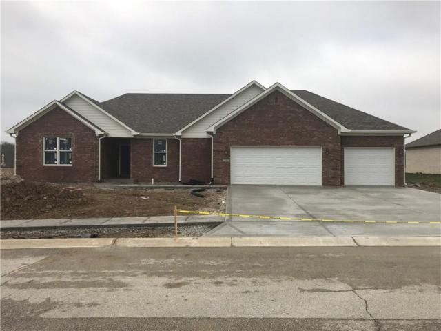 2311 Oak Drive, Clayton, IN 46118 (MLS #21631265) :: The Indy Property Source