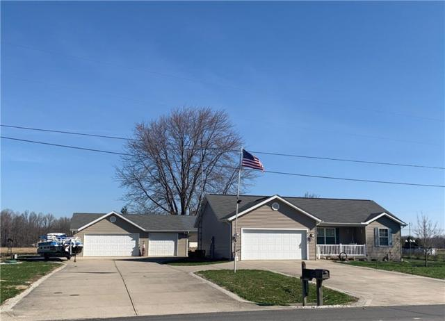 871 SE Ontario Trail, Greensburg, IN 47240 (MLS #21631294) :: The ORR Home Selling Team