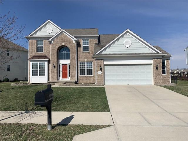 13114 Avalon Boulevard, Fishers, IN 46037 (MLS #21631307) :: AR/haus Group Realty