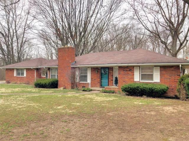 2221 Norwood Drive, Anderson, IN 46012 (MLS #21631349) :: AR/haus Group Realty