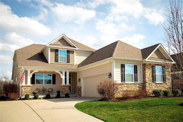 9047 Crystal River Drive, Indianapolis, IN 46240 (MLS #21631366) :: Richwine Elite Group