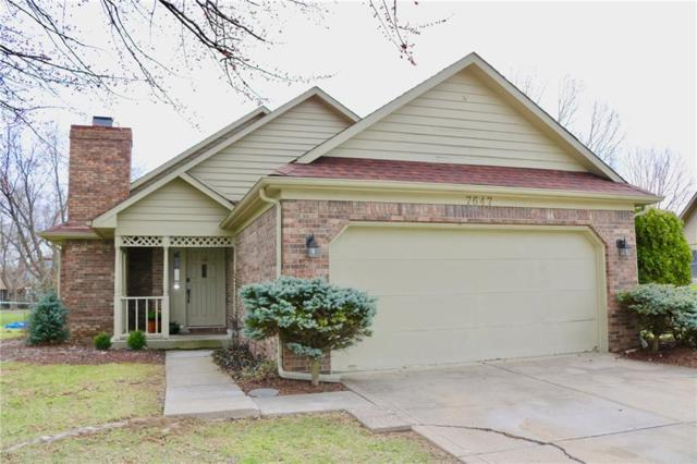 7647 Geist Valley Court, Lawrence, IN 46236 (MLS #21631382) :: Mike Price Realty Team - RE/MAX Centerstone