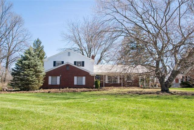 5353 Channing Road, Indianapolis, IN 46226 (MLS #21631390) :: Mike Price Realty Team - RE/MAX Centerstone