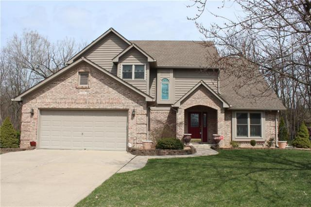 1015 Silver Lake Court, Greenwood, IN 46142 (MLS #21631454) :: Mike Price Realty Team - RE/MAX Centerstone