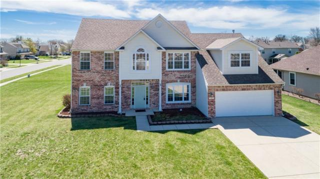17 Sebring Court, Whiteland, IN 46184 (MLS #21631463) :: The Indy Property Source