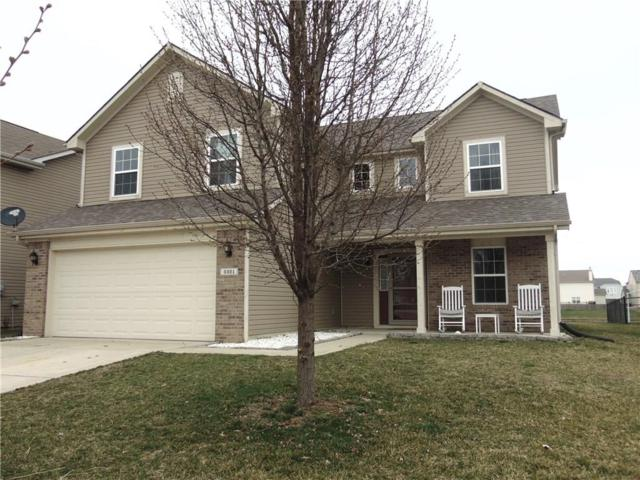 2321 Cedarmill Drive, Franklin, IN 46131 (MLS #21631483) :: The Indy Property Source