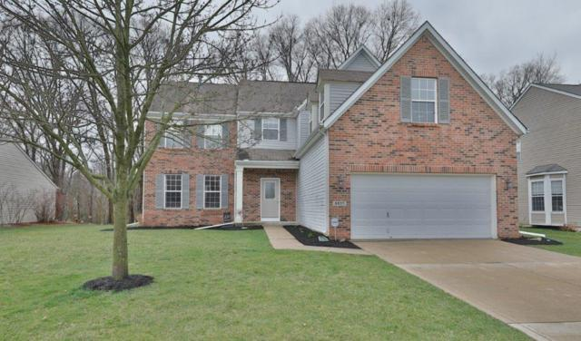 9977 Niagara Drive, Fishers, IN 46037 (MLS #21631535) :: Mike Price Realty Team - RE/MAX Centerstone