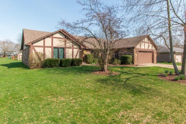 423 Woodland East Drive, Greenfield, IN 46140 (MLS #21631541) :: Mike Price Realty Team - RE/MAX Centerstone