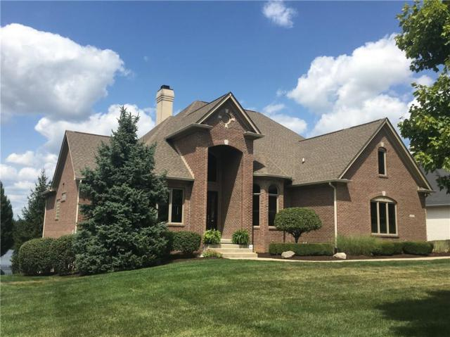 13920 Waterway Boulevard, Fishers, IN 46040 (MLS #21631545) :: Richwine Elite Group