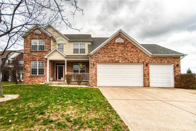 13941 N Layton Mills Court, Camby, IN 46113 (MLS #21631559) :: The Indy Property Source