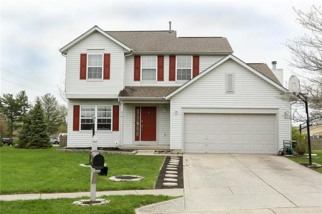 959 Hearthside Drive, Brownsburg, IN 46112 (MLS #21631568) :: The Evelo Team