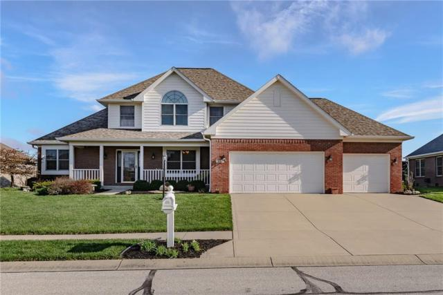 8206 Christopher Court, Avon, IN 46123 (MLS #21631609) :: The Indy Property Source