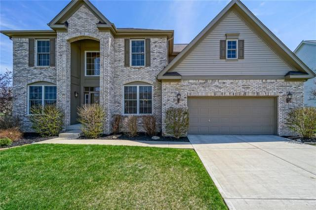3733 Weather Stone Crossing, Zionsville, IN 46077 (MLS #21631614) :: AR/haus Group Realty