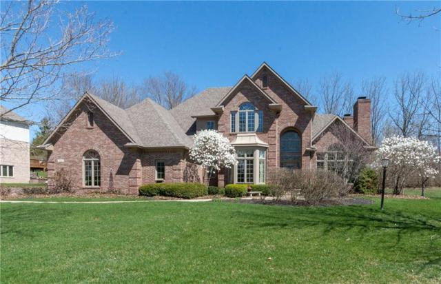 7469 Fox Hollow Court, Zionsville, IN 46077 (MLS #21631676) :: Mike Price Realty Team - RE/MAX Centerstone