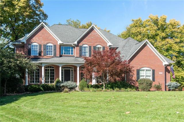 12024 Gray Eagle Drive, Fishers, IN 46037 (MLS #21631769) :: AR/haus Group Realty