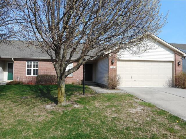 195 Rapid Rill Lane, Brownsburg, IN 46112 (MLS #21631782) :: The ORR Home Selling Team