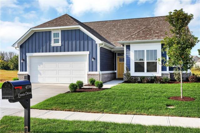 4334 Fresia Drive, Plainfield, IN 46168 (MLS #21631791) :: The Indy Property Source