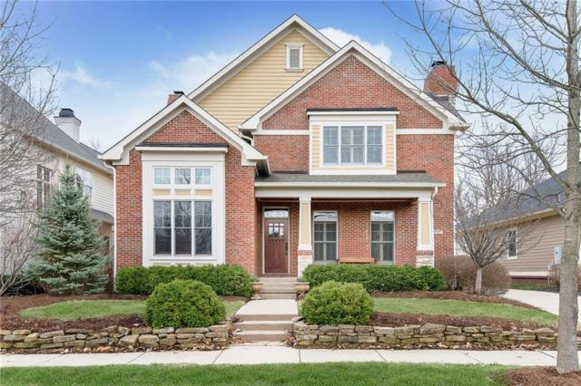 6717 W Stonegate Drive, Zionsville, IN 46077 (MLS #21631843) :: AR/haus Group Realty