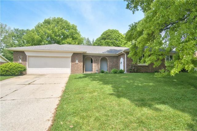 1728 Beech Circle, Plainfield, IN 46168 (MLS #21631850) :: The Evelo Team