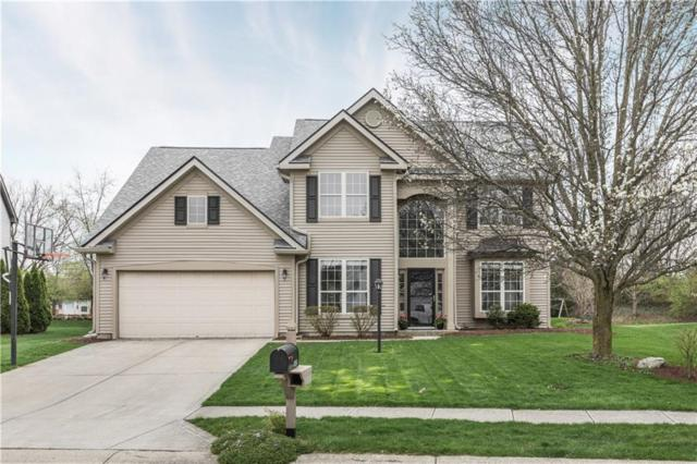 10156 Hawks Lake Drive, Fishers, IN 46038 (MLS #21631853) :: Heard Real Estate Team | eXp Realty, LLC
