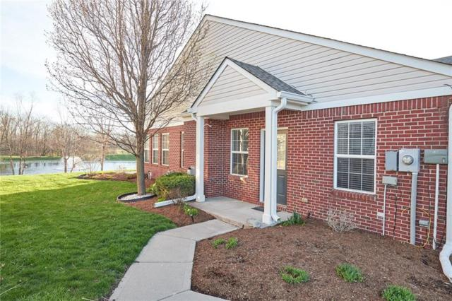 10932 Pine Valley Path 1, Block A, Indianapolis, IN 46234 (MLS #21631871) :: AR/haus Group Realty