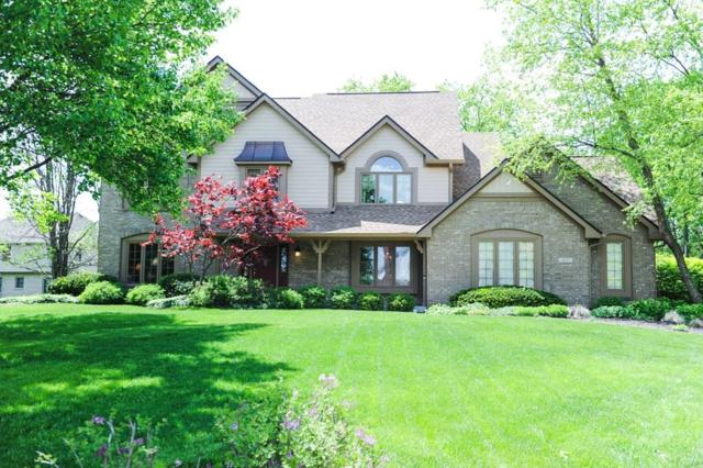 1627 Springmill Ponds Circle, Carmel, IN 46032 (MLS #21631907) :: The Indy Property Source