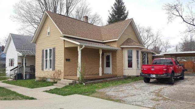 40 W Adams Street, Franklin, IN 46131 (MLS #21631951) :: The Indy Property Source