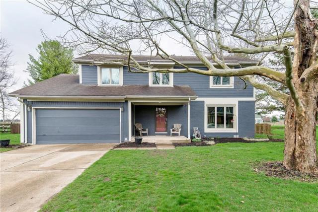 315 Devonshire Court, Noblesville, IN 46062 (MLS #21631978) :: AR/haus Group Realty