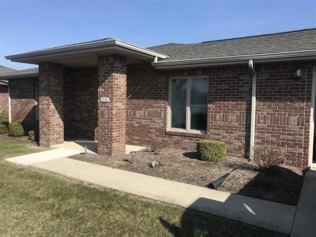 216 Independence Parkway, Hartford City, IN 47348 (MLS #21632019) :: The ORR Home Selling Team