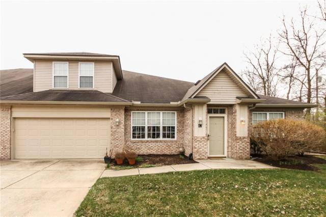 6872 Park Square C Drive, Avon, IN 46123 (MLS #21632033) :: David Brenton's Team