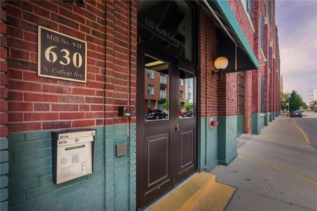 630 N College Avenue #209, Indianapolis, IN 46204 (MLS #21632049) :: The Indy Property Source