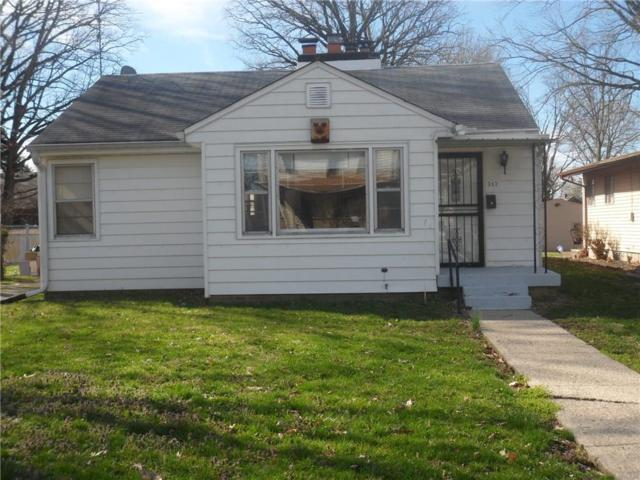 517 W 41st Street, Indianapolis, IN 46208 (MLS #21632068) :: AR/haus Group Realty