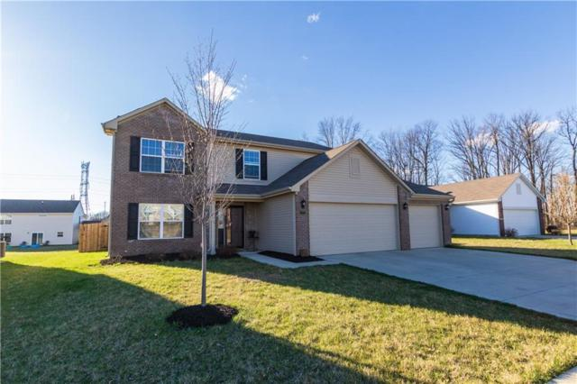 2408 Wildbriar Court, Indianapolis, IN 46229 (MLS #21632087) :: Mike Price Realty Team - RE/MAX Centerstone