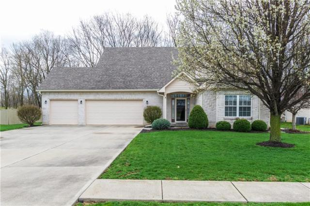5975 S County Road 700 E, Plainfield, IN 46168 (MLS #21632165) :: The Indy Property Source