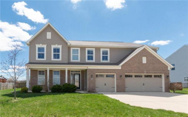 1417 Berry Lake Way, Brownsburg, IN 46112 (MLS #21632181) :: The Indy Property Source