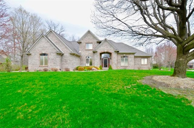 2251 Gray Birch Court, Avon, IN 46123 (MLS #21632251) :: The Evelo Team