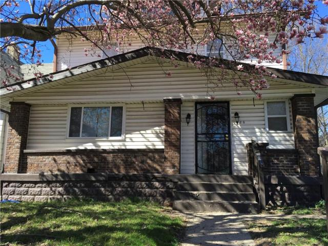 1266 W 32ND Street, Indianapolis, IN 46208 (MLS #21632277) :: Richwine Elite Group
