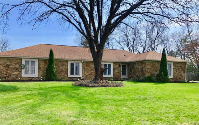 3111 Hensel Drive, Carmel, IN 46033 (MLS #21632288) :: The Indy Property Source