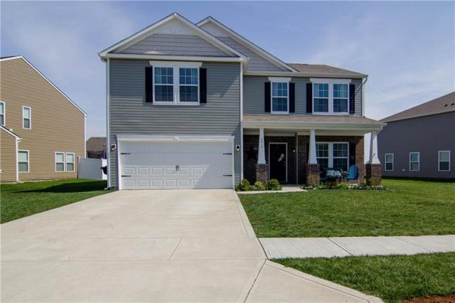 2015 Woodland Parks Drive, Columbus, IN 47201 (MLS #21632291) :: FC Tucker Company