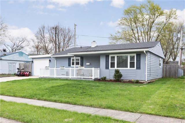 7373 Parkside Drive, Indianapolis, IN 46226 (MLS #21632296) :: Richwine Elite Group