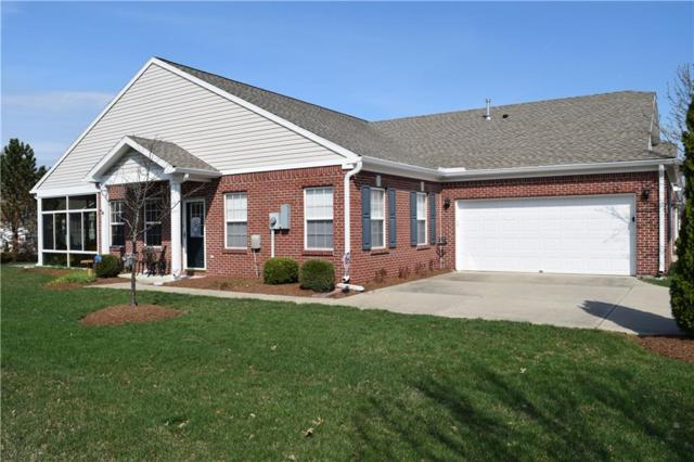 10586 Medinah Drive #40, Indianapolis, IN 46234 (MLS #21632306) :: AR/haus Group Realty