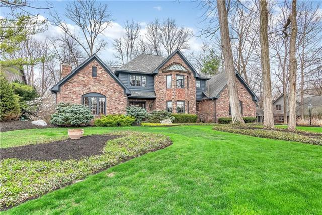 5190 Carrington Circle, Carmel, IN 46033 (MLS #21632330) :: AR/haus Group Realty