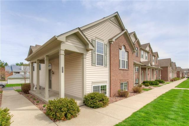 8351 Clayhurst Drive, Indianapolis, IN 46278 (MLS #21632337) :: David Brenton's Team